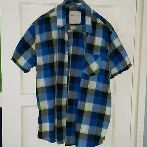 Aeropostale button down shirt